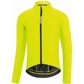 GORE WEAR C5 Thermo Jersey Men neon yellow/citrus green